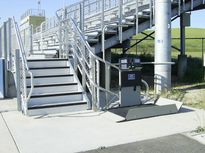 Pacific Access Elevator Inclined Platform Lifts Lifts